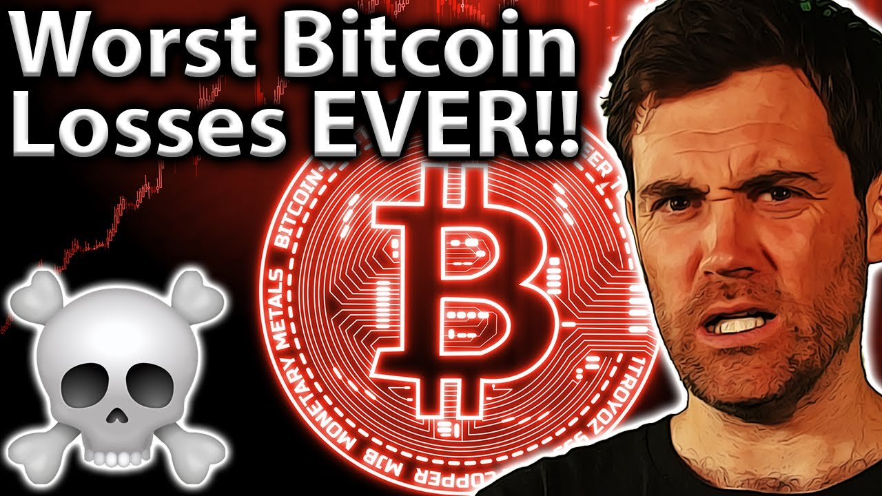 Biggest Bitcoin LOSSES & How To Recover Lost Crypto!! 💀