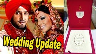 LOOK: Harbhajan Singh & Geeta Basra