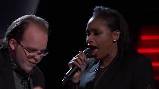 "Jennifer Hudson & Lucas Holiday sing ""God is Able"""