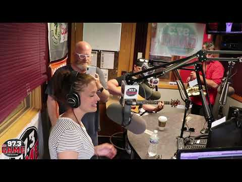 The Crossover with Ted Davis & Dan Needles - The Docksiders Visit The Studio