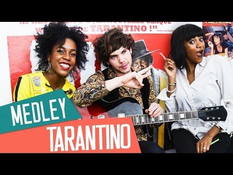 [ MEDLEY ] Tarantino - Les chansons cultes de PULP FICTION, LES 8 SALOPARDS, KILL BILL, DJANGO...