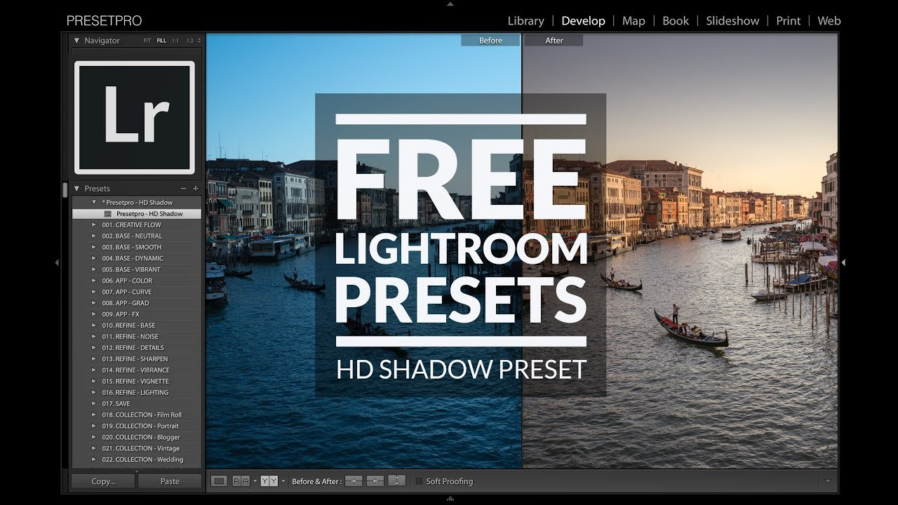 Free Lightroom Preset HD Shadows - Download Now!