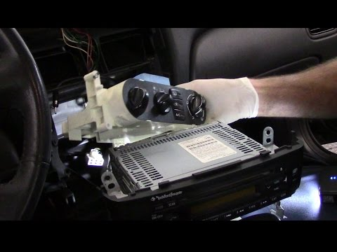 AC Or Heat Stopped Working 2006 Nissan Sentra - YouTube