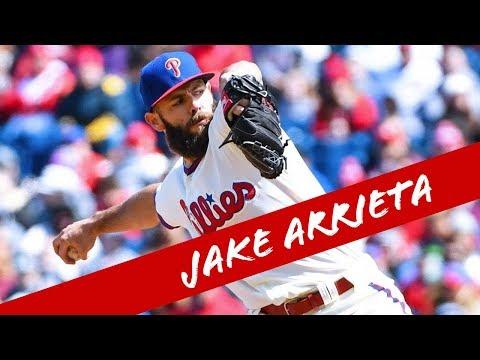 Jake Arrieta 2018 Highlights [HD]