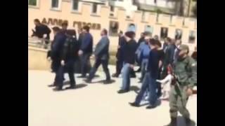 Визит главы  РД Рамазана Абдулатипова в Дербент. 6 мая 2017 г.