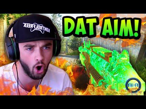 DAT AIM! - (Black Ops 2 w/ Ali-A)