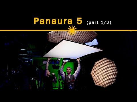 Key lighting techniques with dedolight Panaura soft light (Part 1/2)