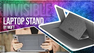 Invisible MOFT laptop stand [Installed & Reviewed]