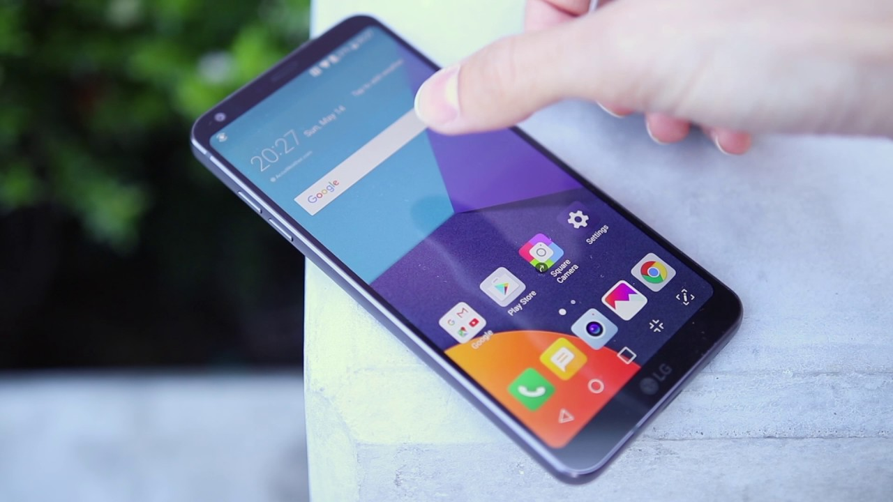 LG G6 Review (and Giveaway)