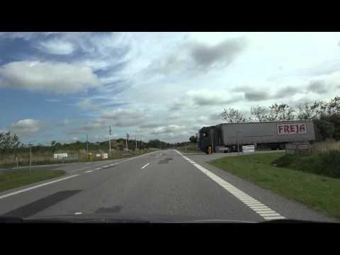 [4K] Grænse - Højer - Ribe  4K Video