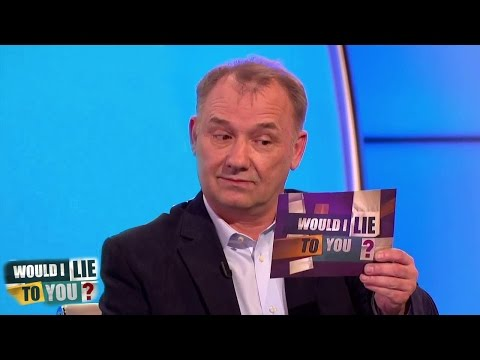 Mortimerian Tales - Bob Mortimer on Would I Lie to You? - Part 1 [HD][CC-EN,SV,RU]
