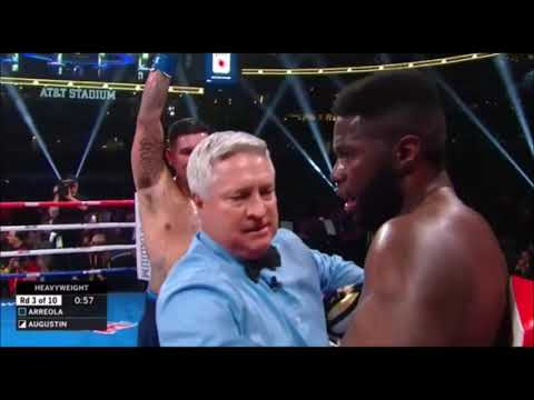 CHRIS ARREOLA VS JEAN PIERRE AUGUSTIN POST FIGHT REVIEW
