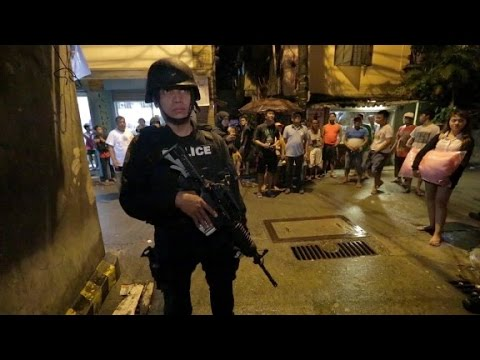 Philippines drug war sparks outrage, fear