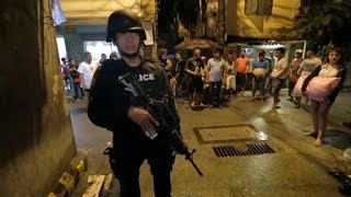 Philippines drug war sparks outrage, fear