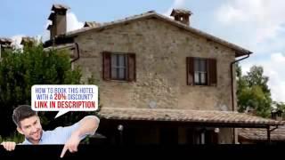[ ホテルレビュー  ] Agriturismo Belsito Pian Di Boccio, Bevagna, Italia