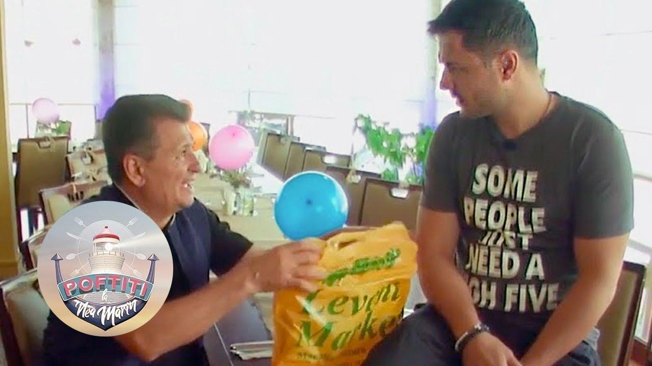 """Nea Mărin și Liviu Vârciu, circ într-un supermarket: """"Te-ai făcut de râs"""""""