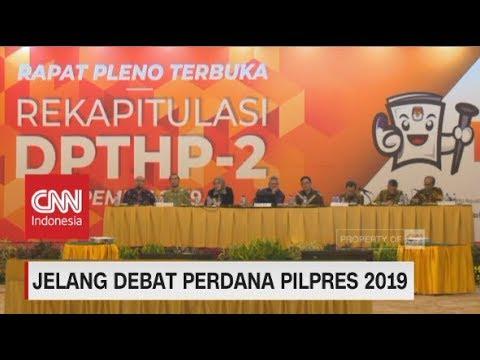 Jelang Debat Perdana Pilpres 2019