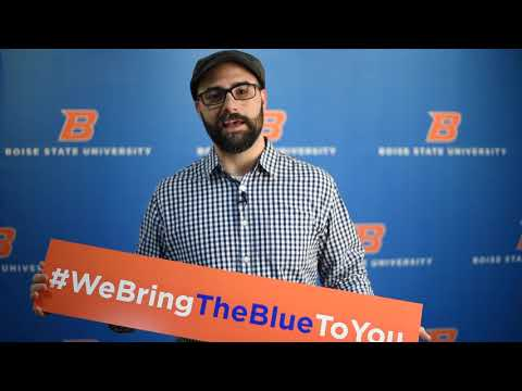 Students Love Boise State Online