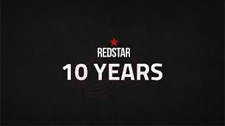 RedStar - 10 Years (official lyric video)