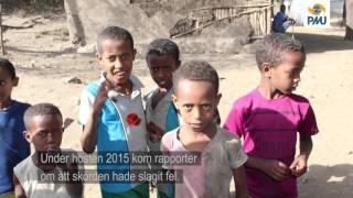 Torkan i Etiopien