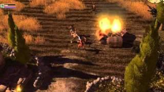 Let's Co-op Titan Quest Gold Blind Part 1