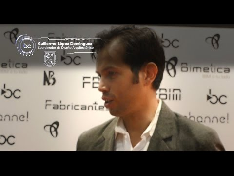 BIM - Guillermo López Interview - UAQ - Beyond Building Barcelona