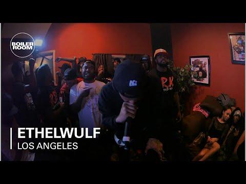 """Ethelwulf """"Smoke"""" - Boiler Room Rap Life LA"""