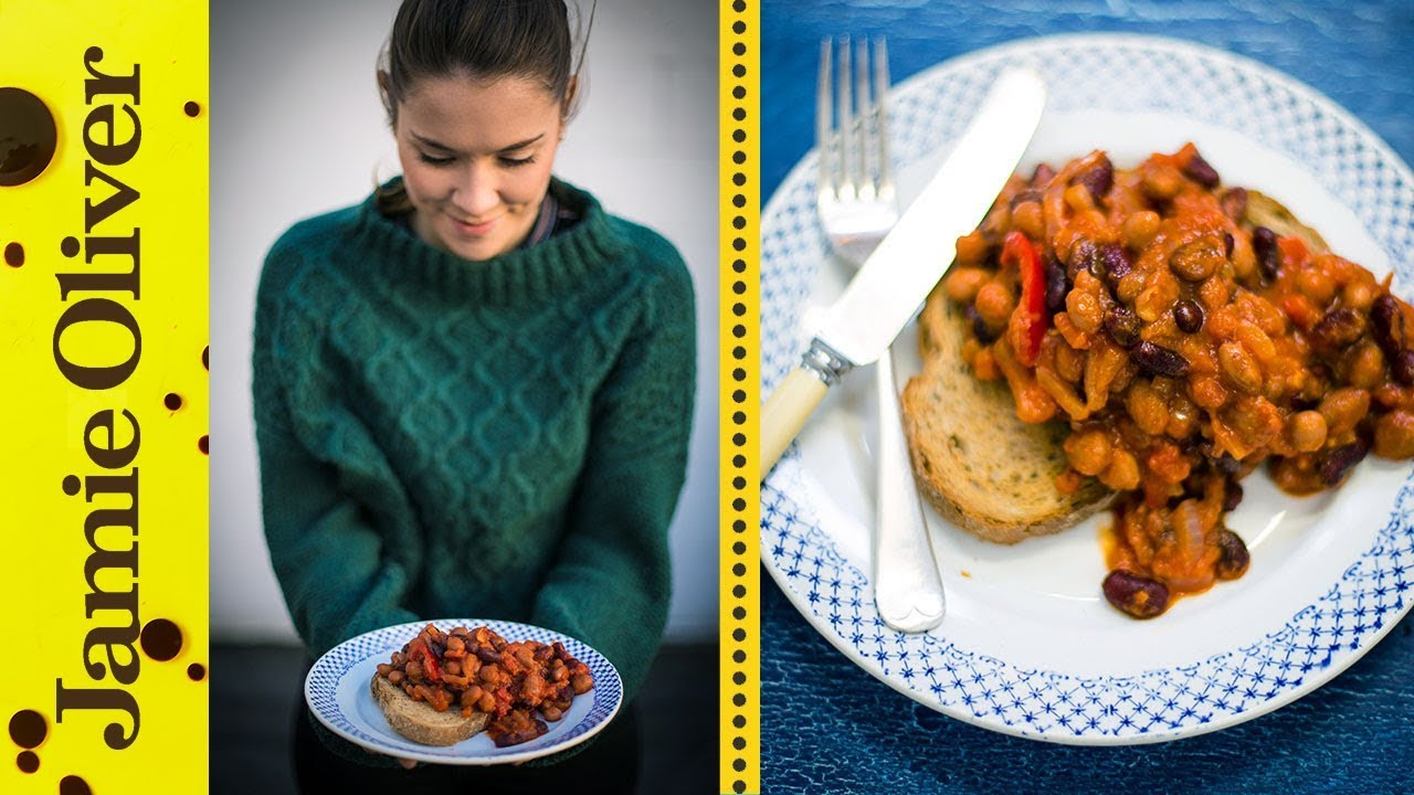Healthy baked beans katie pix youtube forumfinder Choice Image