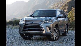 10 Things you never knew about the Lexus LX 570 The Most Expensive Lexus SUV
