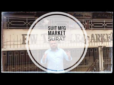 Surat textile Market clothing business idea#003