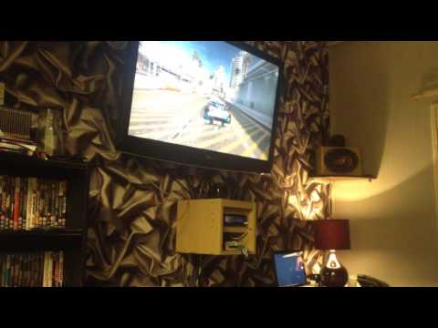 Split Second racing game  