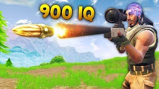 900 IQ SNIPE SHOT.. | Fortnite Funny and Best Moments Ep.40 (Fortnite Battle Royale)