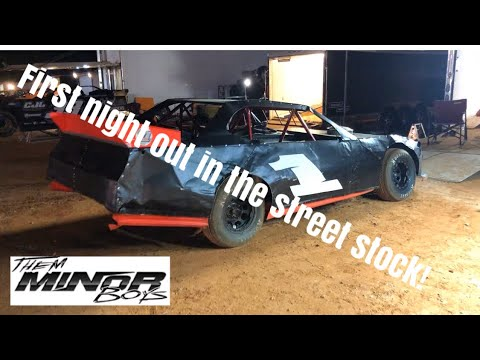We Got Faster and Faster In Our First Street Stock Race of 2020!
