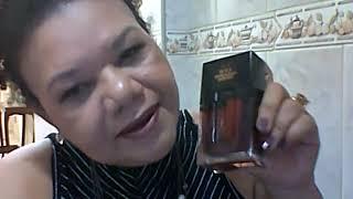 Perfume Black Essential Intense da AVON