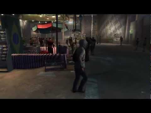 Assassin's Creed 3 misión en Brasil
