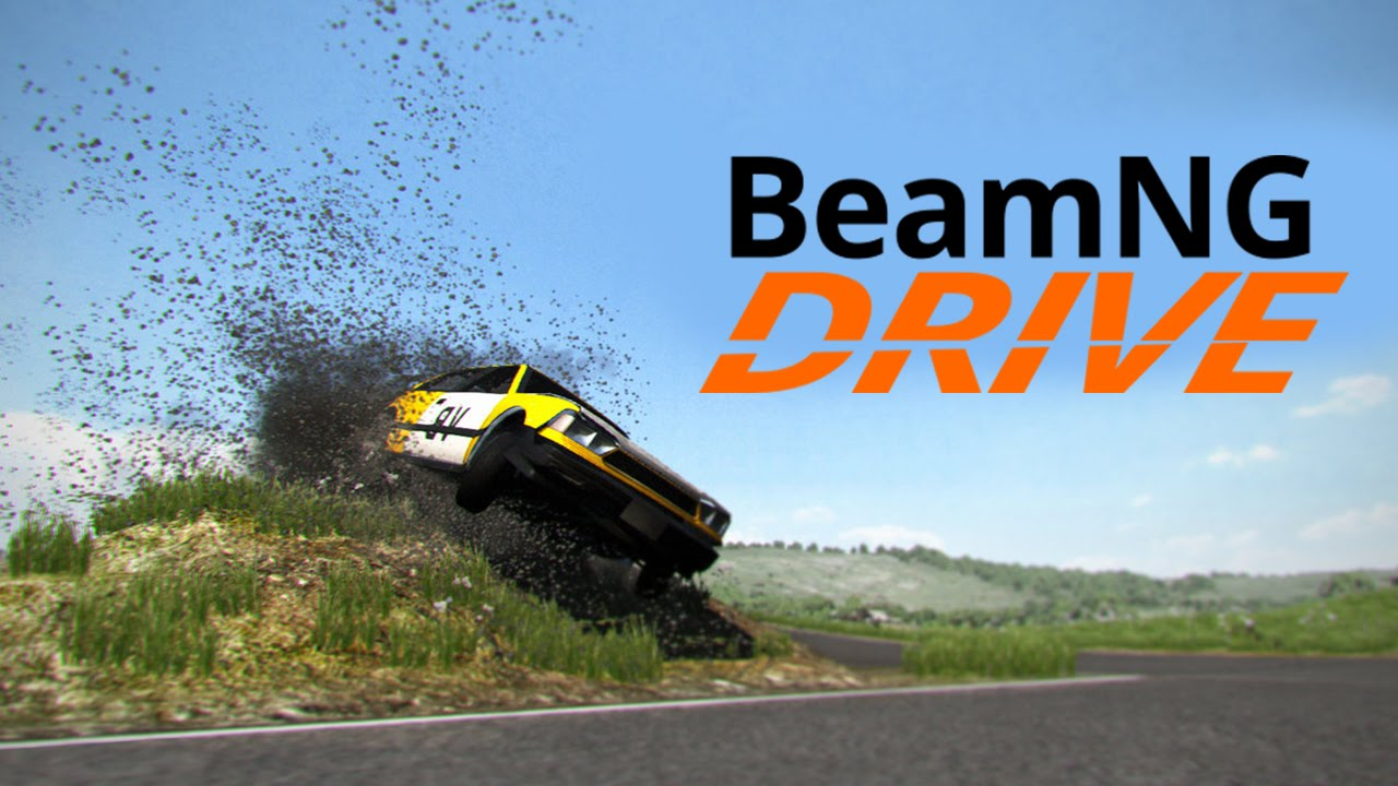 Car Crash Realistic Car Crash Simulator - Beamng.drive - Youtube