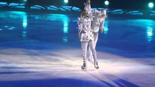Johnny Weir and Evgeni Plushenko. The Snow King. 3.I.2015 St.Petersburg