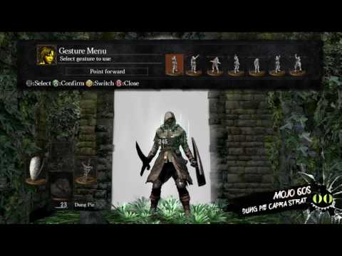 Dark Souls   Cheesing The Capra Demon With Dung Pies