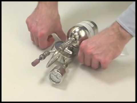 MiniCan Sampling Mod. OSHA PV2120/EPA TO-15