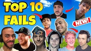 Top 10 Fortnite  funny Fails of the Week