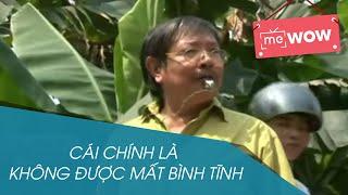 hai - cai chinh la khong duoc mat binh tinh - mewow