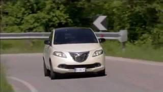 lancia Ypsilon 2011 road test.wmv