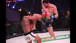 Bellator 183: Patricky Freire, Paul Daley, Aaron Pico Highlights - MMA Fighting