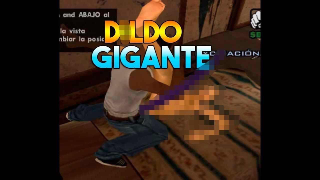 Where is the dildo in gta san andreas