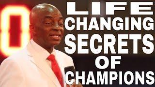 OCT 2019 | LIFE-CHANGING SECRETS | BISHOP DAVID OYEDEPO | #NEWDAWNTV