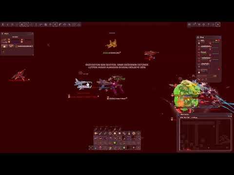 Darkorbit Tr2-Tr3 - Blacklight Wars #1