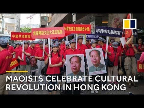 Why communists celebrate the Cultural Revolution in Hong Kong