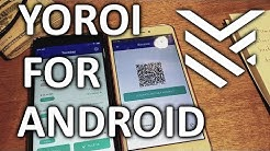 Yoroi Cardano for Android Phone Setup - Create, Send, Receive, and Restore Wallet