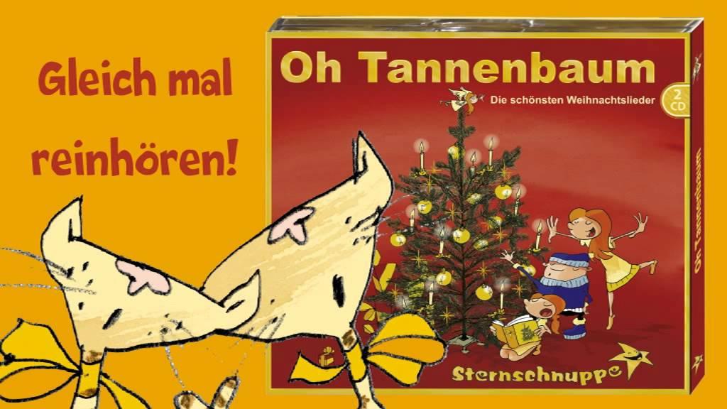 cd weihnachtslieder oh tannenbaum sternschnuppe. Black Bedroom Furniture Sets. Home Design Ideas