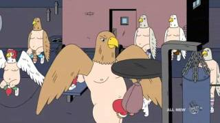 Leck meine Eier -Ugly Americans GERMAN (Manbirds/Original)